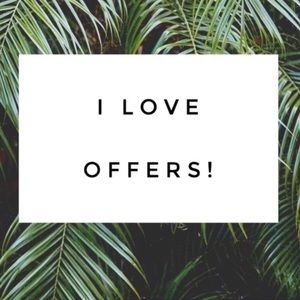 Send me your offer!
